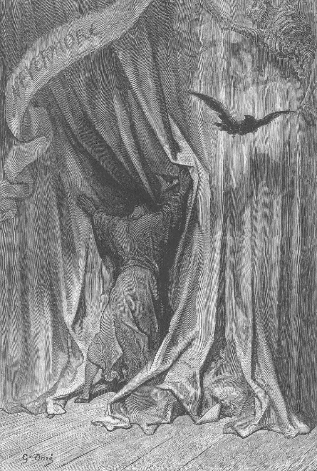 The Raven Edgar Allan Poe  Jur Kuipers The Raven Edgar Allan Poe